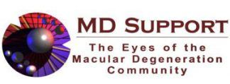 MD Support logo