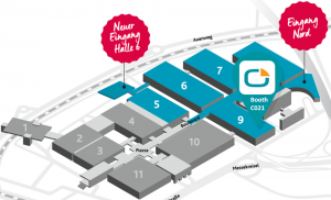 dmexco booth plan