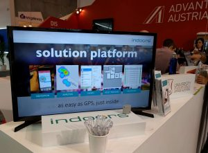 mobile world congress 2017 indoo.rs booth