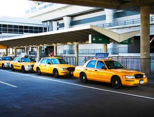 Indoor Positioning for airports taxi