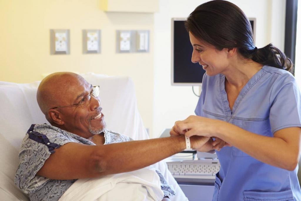 inefficiencies at hospitals and how to solve them - happy patient